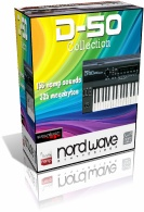 Nord Wave D-50 Collection