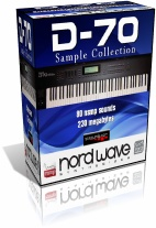 Nord Wave D-70 Collection