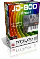Nord Wave JD-800 Collection