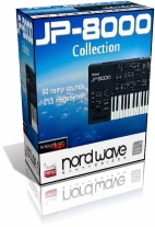 Nord Wave JP-8000 Collection