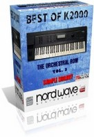 Nord Wave Best of  K2500 Vol.3