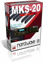 Nord Wave MKS-20 Sample Collection