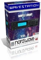 Nord Stage Wavestation Vol.2