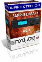 Nord Stage Wavestation Vol.1